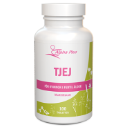 TJEJ (12-55 år) 100 tab – Multivitamin/-mineral - Alpha Plus