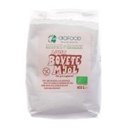 Bovetemjöl ljust 400g EKO - Biofood (2021-01-28)