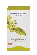 Hampstead Tea Ginger Green (Zesty) Ekologiskt 20 påsar