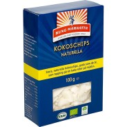 Kokoschips 100g KRAV