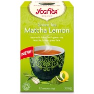 Yogi Tea – Green tea Matcha Lemon