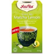 Yogi Tea – Green tea Matcha Lemon