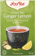 Yogi Tea – Green Tea Ginger Lemon