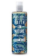 Duschgel Ädelgran (Blue Cedar) 400 ml - Faith in Nature