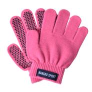 Magic Gloves barn rosa - barnvantar