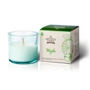 Doftljus Mojito 75g - Återvunnet ljus och glas