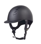 EQ3 Ridhjälm – Blank svart