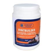 Jointbuilder - Led-/muskeltillskott till hund/katt 150g Biofarmab