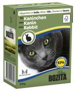 Bozita Katt - Bitar i Sås med Kanin 370g