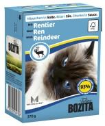Bozita Katt - Bitar i Sås med Ren 370g
