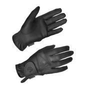 Montreal Riding Gloves - Svart