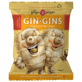Gin Gins Double Strength Hard Candy 150g