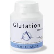 Glutationkomplex 100 kapslar - Helhetshälsa