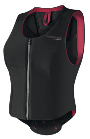 Komperdell Ballistic Flex Fit Woman Level 2 - Svart/Corall