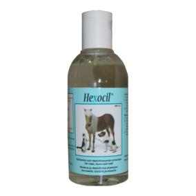 Hexocil Schampo 200 ml, hund/häst