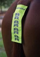 EQUI-FLECTOR® Tail Strap - Svansreflex gul