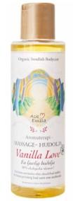 Hud- och Massageolja - Vanilla Love(KOPIA)