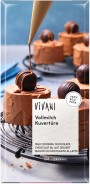 Blockchoklad Ljus ekologisk 200g - Vivani