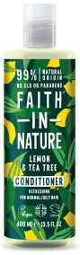 Citron & Tea Tree Balsam 400ml - Faith in Nature