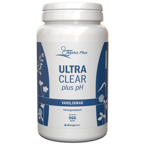 UltraClear Plus pH Vaniljsmak 966g - Alpha Plus