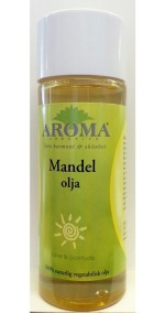 Mandelolja, 125 ml - Aroma Creative