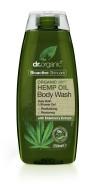 Duschgel Hampaolja Dr Organic