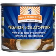 Vegansk Kolatopping 200 ml - Kung Markatta