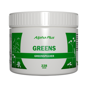 Greens 228g - Alpha Plus