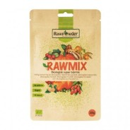 RawMix 200g Eko/Raw (Tranbär, goji, mullbär, inca, nibs, pumpafrö)