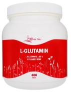 L-glutamin 400 g - Alpha Plus