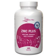 ZMC Plus 180 tab - Alpha Plus