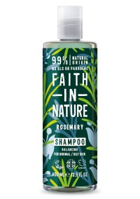 Rosmarin Schampoo 400ml - Faith in Nature