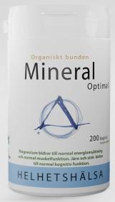 MineralOptimal 200 kapslar