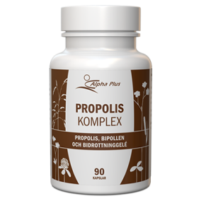 Propoliskomplex 90 kap - Alpha Plus
