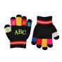Magic Gloves barn flerfärgad