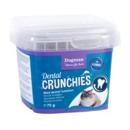 Dental Crunchies - Kattgodis med funktion