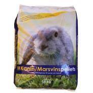 Kanin/Marsvin Pellets 15 kg - Skickas ej, endast avhämtning