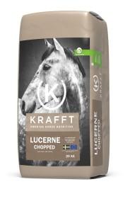 Krafft Lucerne Chopped 15 kg - Skickas ej, endast avhämtning
