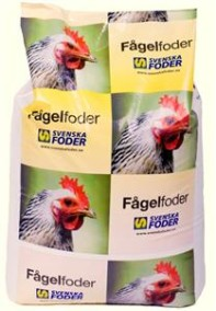 Fågel Multi, 15 kg - Skickas ej, endast avhämtning