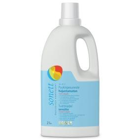 Tvättmedel Sensitive (parfymfritt) Flytande 2 liter EKO - Sonett
