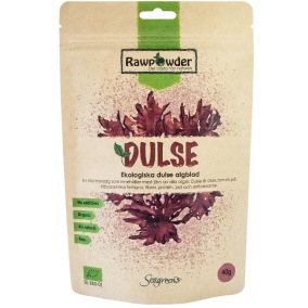 Dulse Algblad 40g EKO RAW - Rawpowder