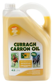 Curragh Carron Oil 4,5 liter (Omegaberikad Linfröolja)