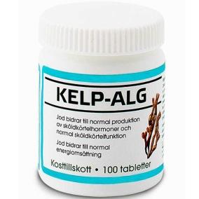 Kelp-Alg 100 tab - Lindroos