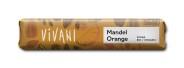 Choklad Ljus Mandel & Apelsin Liten (risdrycksbaserad)