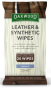 Oakwood Leather & Synth Wipes 20st - Servetter