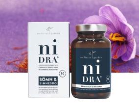 NiDRA 90k – för sinnesro och sömn
