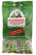 Carmolis Örtkaramell Sockerfri 72 g