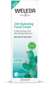 Weleda Cactus 24h Hydrating Facial Cream 30 ml