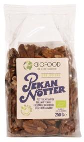 Pekannötter 250g - Biofood