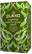 Pukka te - Supreme Matcha Green 20p